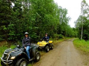 Miles of ATV Trails