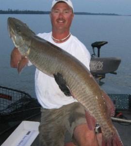 Great Muskie Fishing
