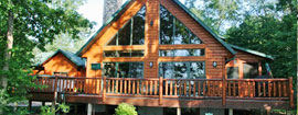Lake Petenwell Featured Homes